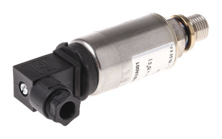 Gems Sensors Pressure Sensor for Fluid, Gas , 25bar Max Pressure Reading Analogue