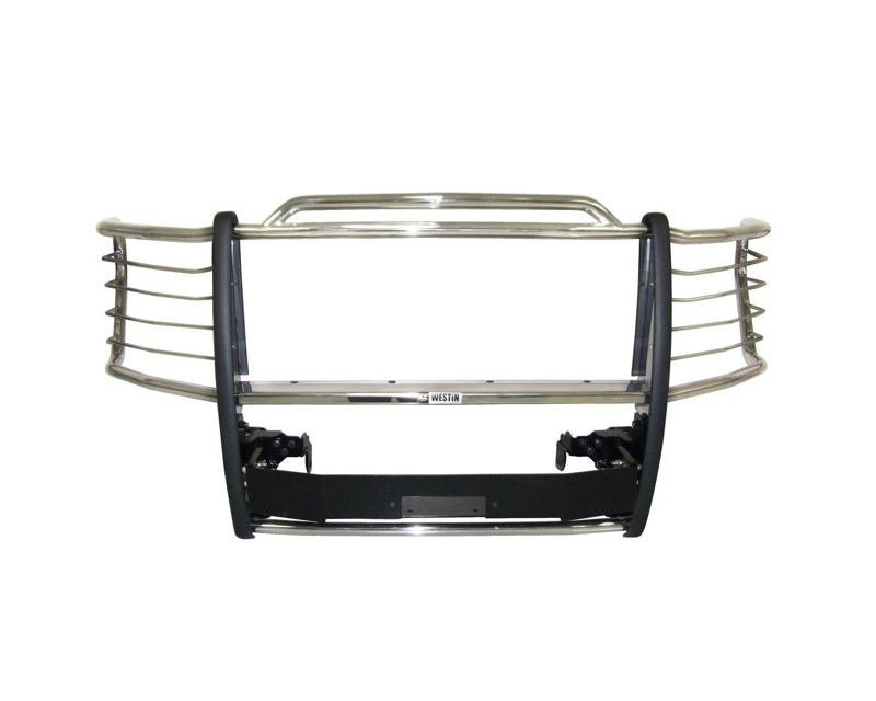 Westin Automotive 45-92360 Sportsman Winch Mount Grille Guard Stainless Steel Ford F-350 Super Duty 08-10