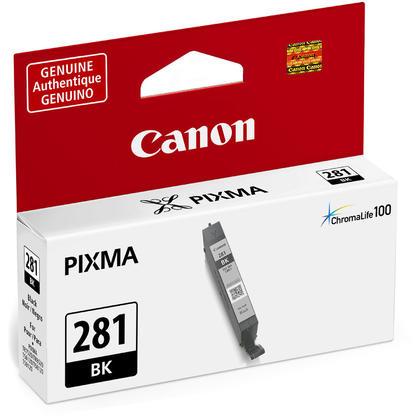 Canon PIXMA TS8320 noire cartouche encre originale, rendement standard