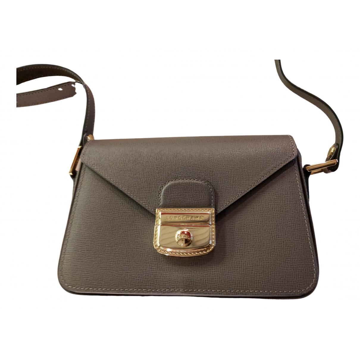 Pochette Pliage  de Cuero Longchamp