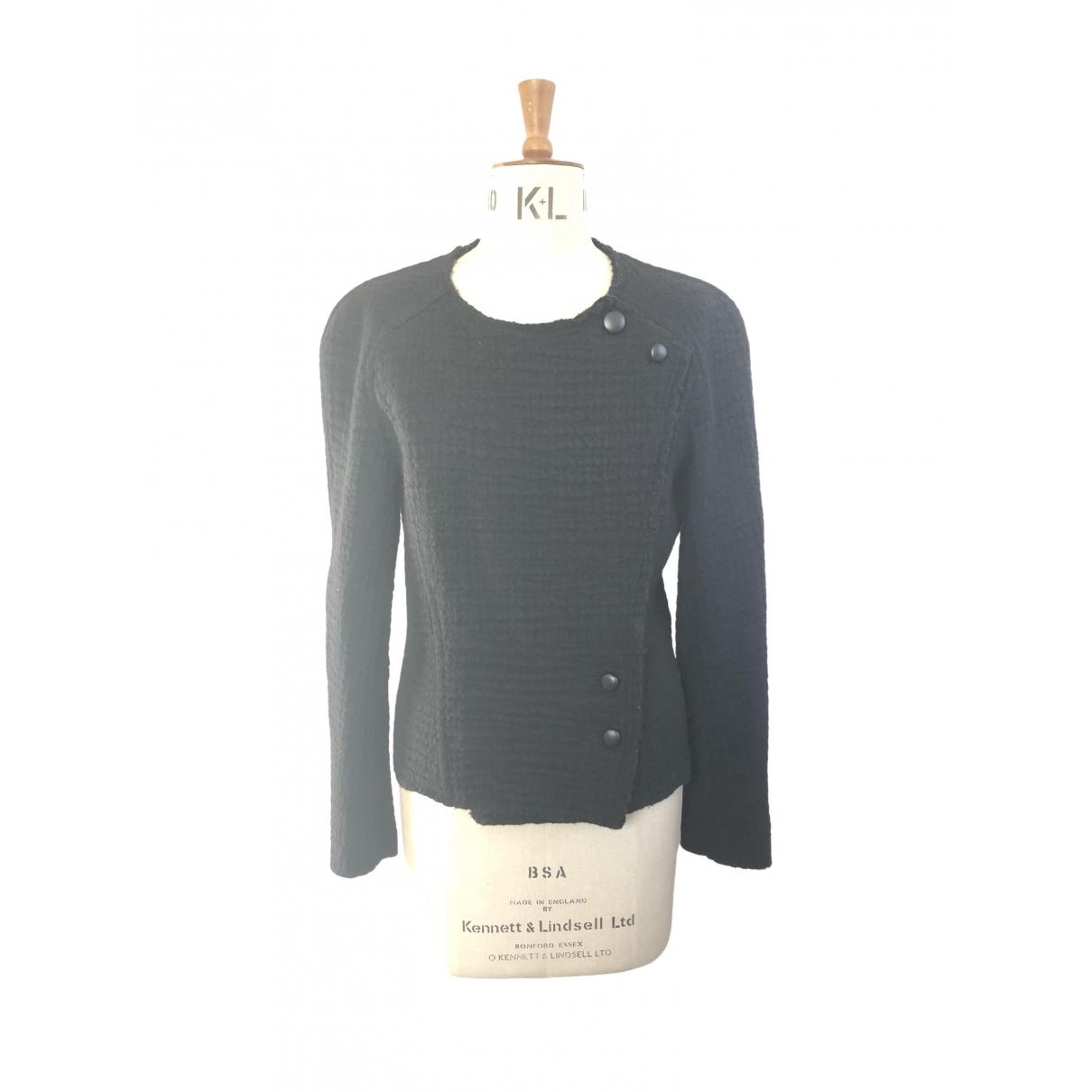 Isabel Marant \N Black Wool jacket for Women 40 FR