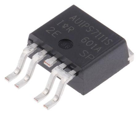 Infineon AUIPS7111S, Power Multiplexer 5-Pin, D2PAK