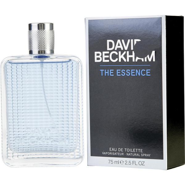 The Essence - David Beckham Eau de toilette en espray 75 ML