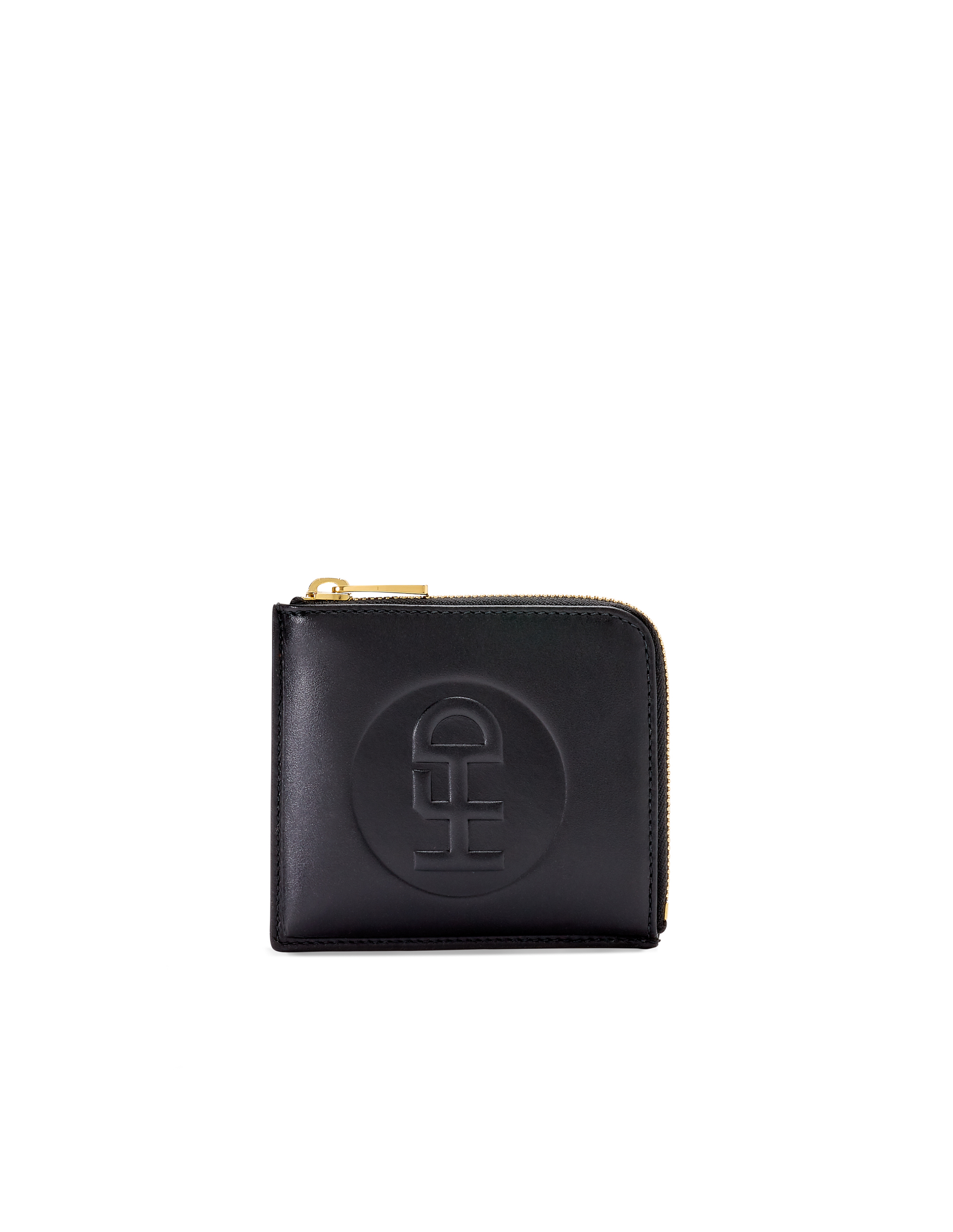 Honey Fucking Dijon Black Leather Wallet