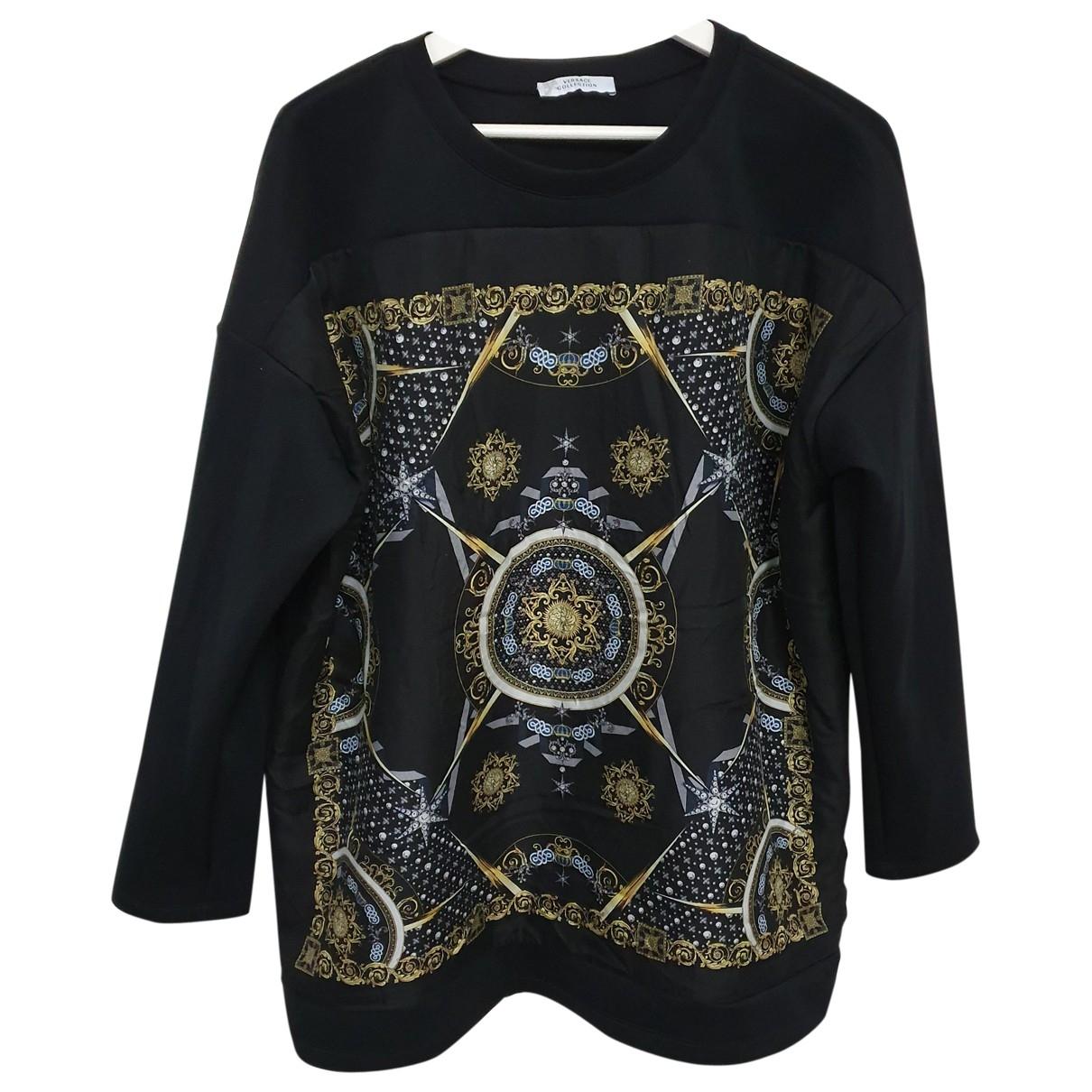 Versace \N Black Knitwear for Women 46 IT