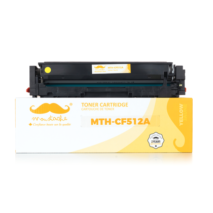 Compatible HP Color LaserJet M180nw Toner HP 204A CF512A Yellow