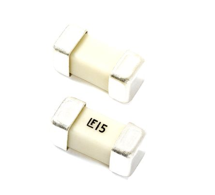 Littelfuse 2A F Non-Resettable Surface Mount Fuse, 250V (10)