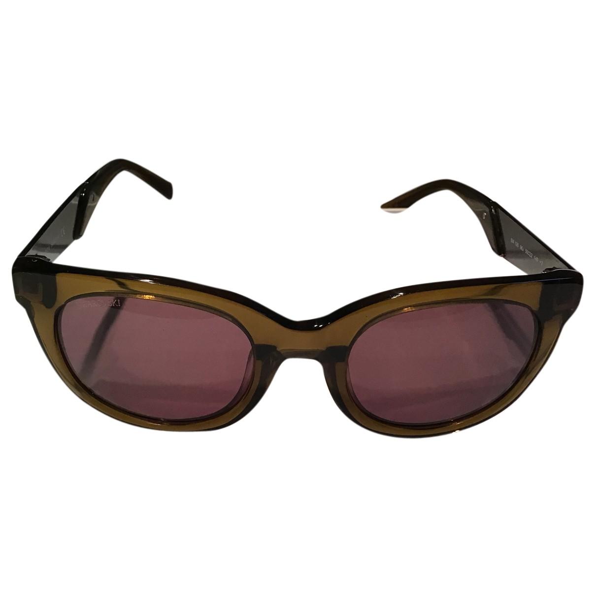 Gafas oversize Swarovski