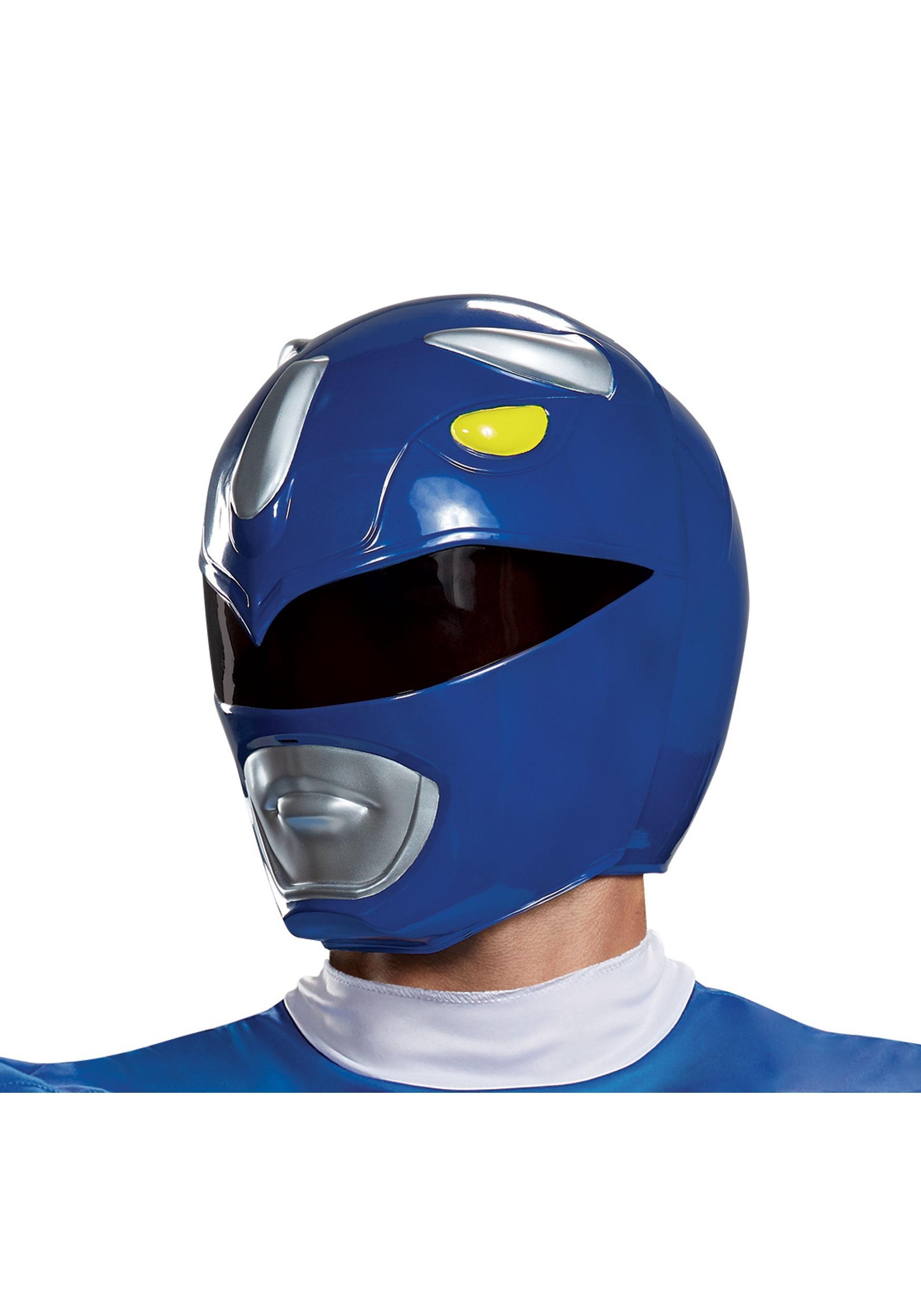 Blue Ranger Adult Helmet