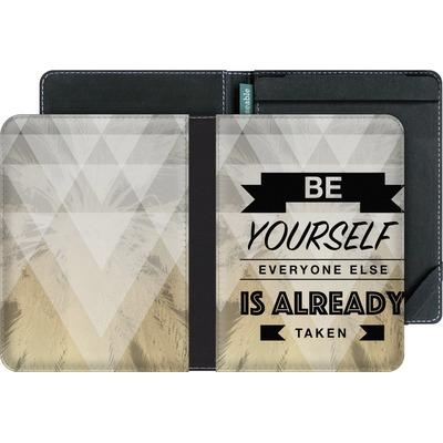 tolino vision 4 HD eBook Reader Huelle - Be Yourself von Statements