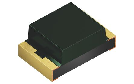 OSRAM Opto Semiconductors Osram Opto, SFH 2711 IR Si Photodiode, 55 °, Surface Mount Chip LED (3000)