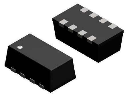 ON Semiconductor N-Channel MOSFET, 4.1 A, 20 V, 8-Pin ChipFET  NTHD4508NT1G (25)