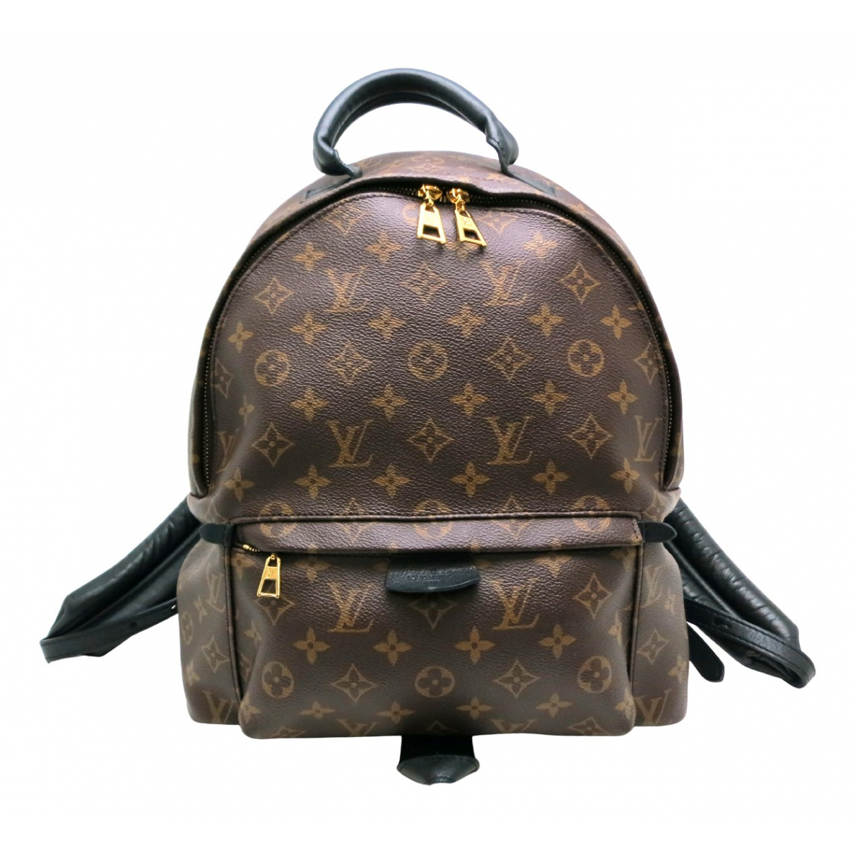 Louis Vuitton Palm Springs Brown Cloth backpack for Women N