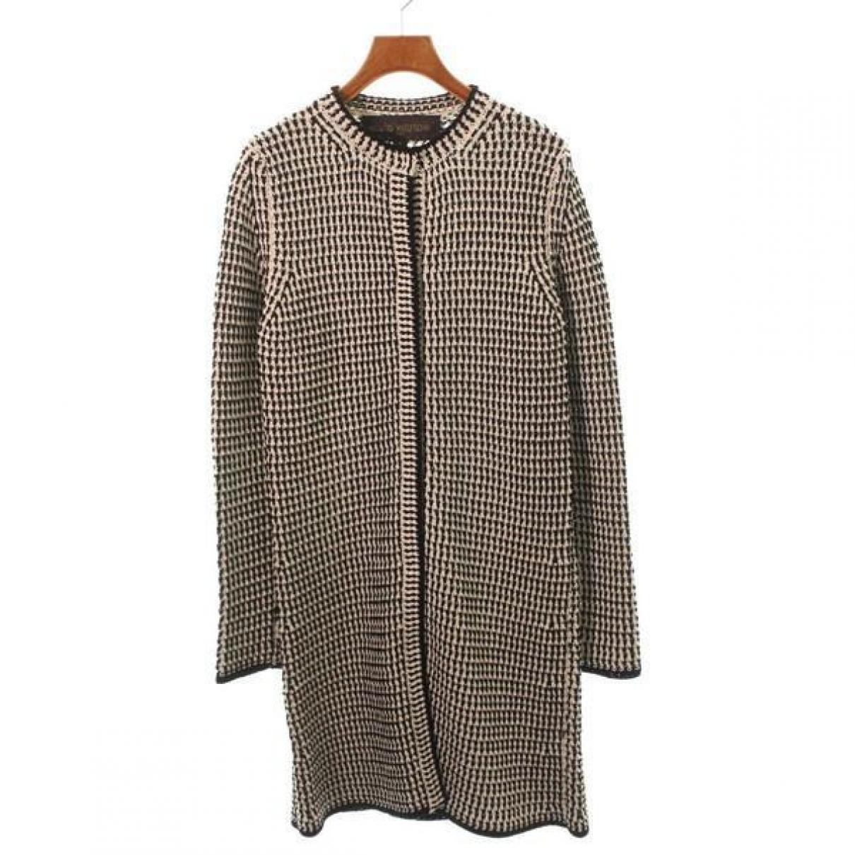 Louis Vuitton - Veste   pour femme en coton - noir