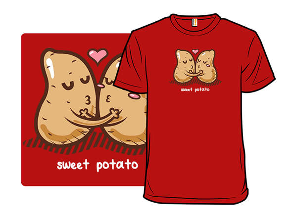 Sweet Potatoes T Shirt