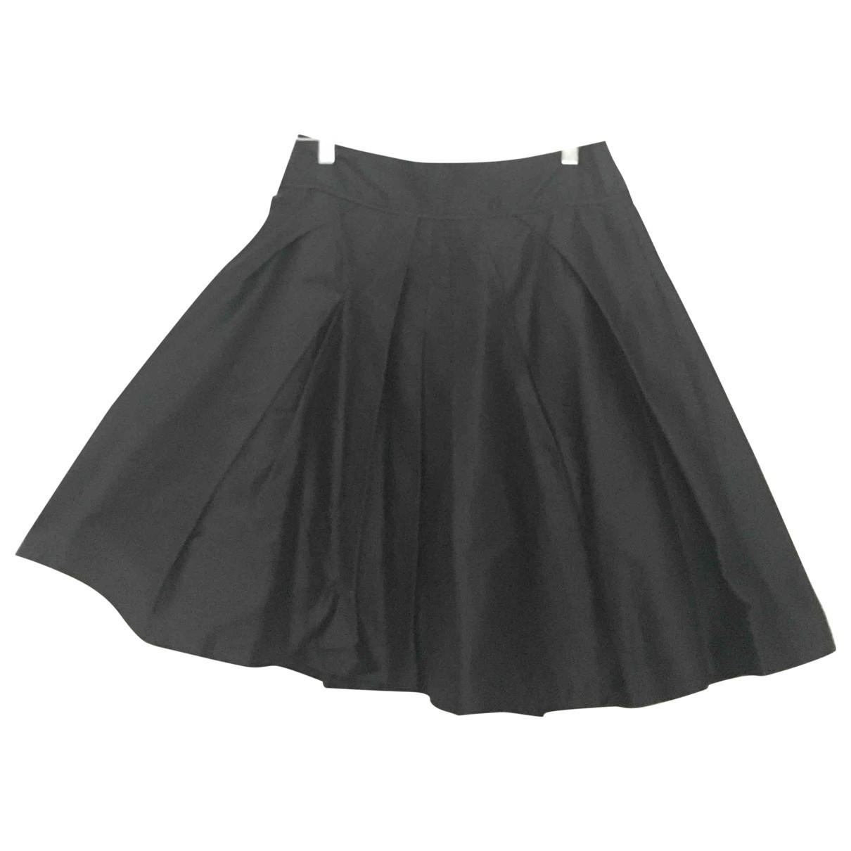 Falda midi de Seda Tara Jarmon