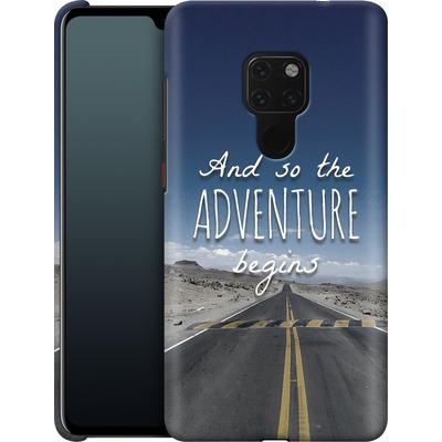 Huawei Mate 20 Smartphone Huelle - And so the Adventure Begins von Joel Perroden