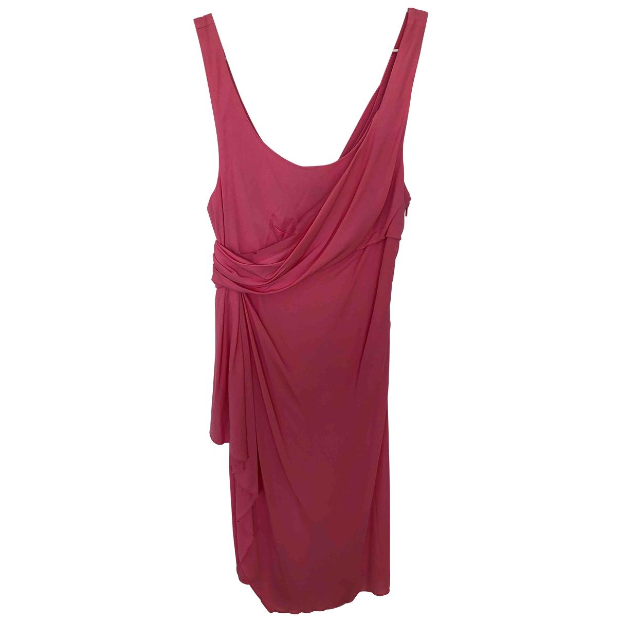 Versace X H&m - Robe   pour femme - rose