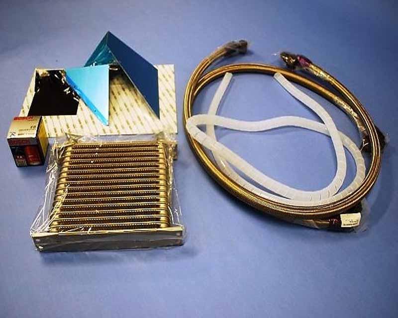 HKS 15004-AN004 S Type Oil Cooler Kit Nissan R33 Skyline GTR RB26DETT 95-98