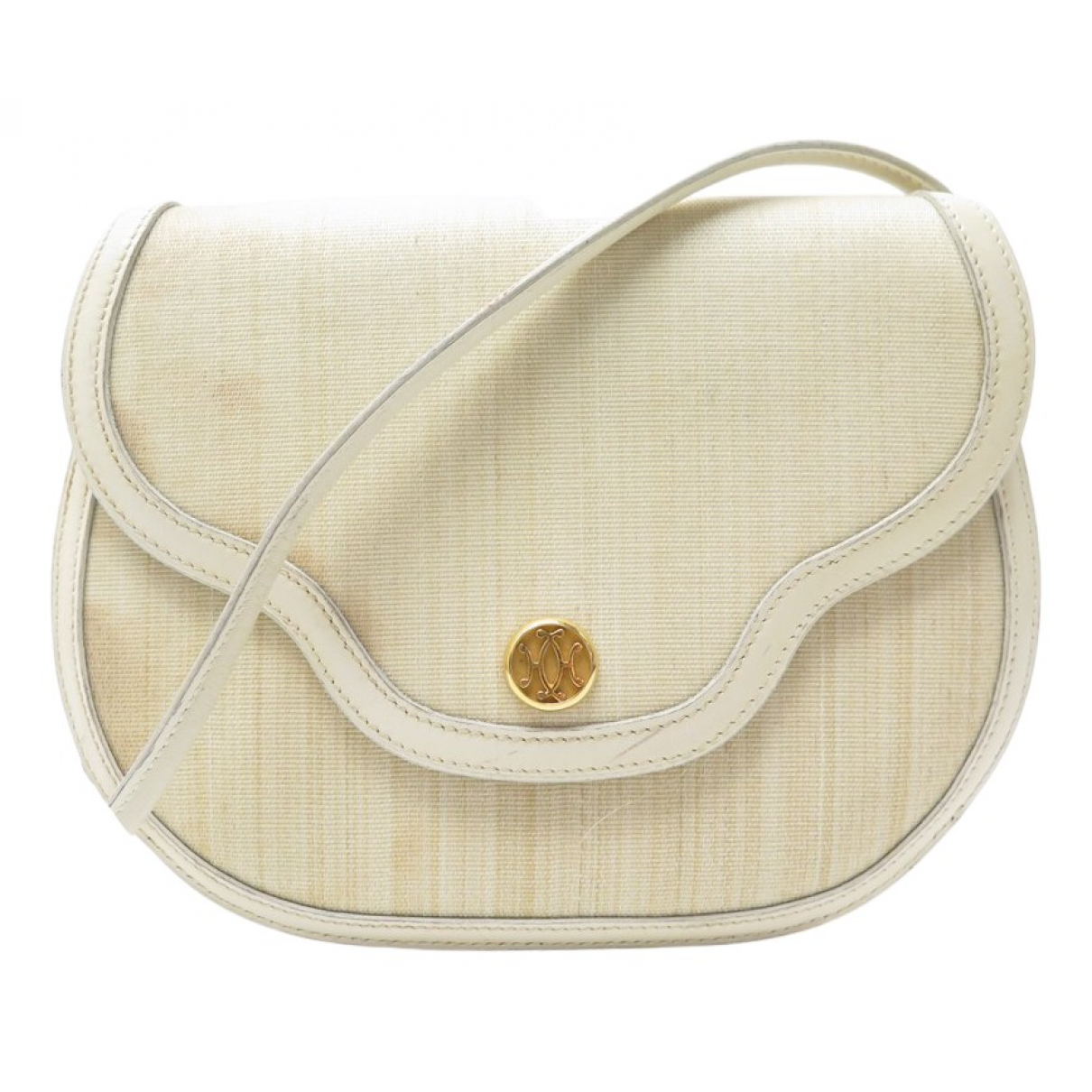 Hermès N Beige Cloth handbag for Women N