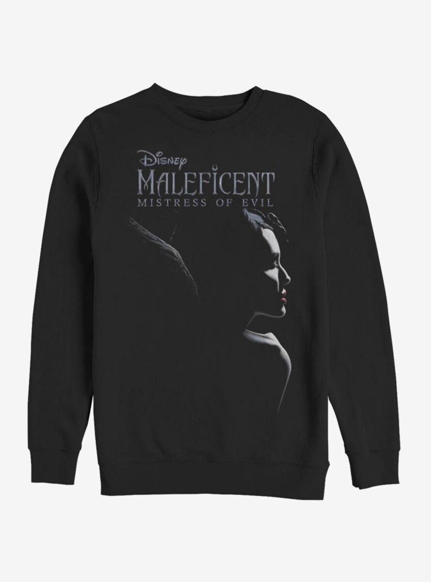 Disney Maleficent: Mistress Of Evil Movie Logo Sweatshirt