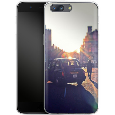 OnePlus 5 Silikon Handyhuelle - Those Simple Days von Ronya Galka