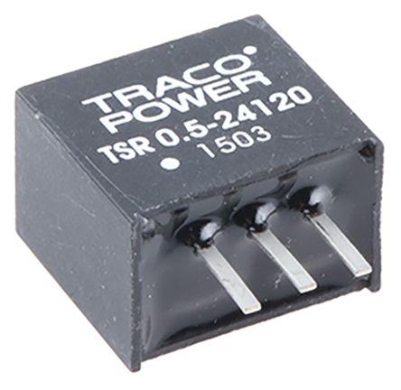 TRACOPOWER Through Hole Switching Regulator, 12V dc Output Voltage, 15 → 32V dc Input Voltage, 500mA Output