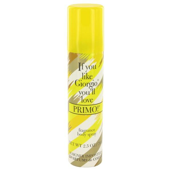 Designer Imposters Primo! - Parfums De Coeur Espray corporal 75 ML