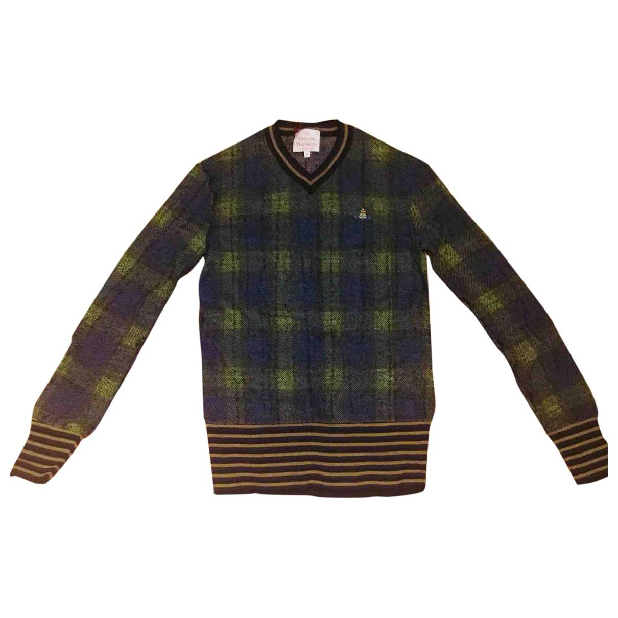 Vivienne Westwood \N Pullover.Westen.Sweatshirts  in  Bunt Wolle