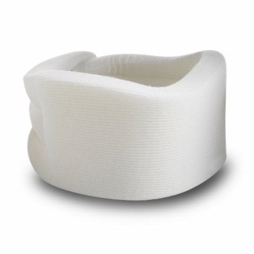 Cervical Collar McKesson Soft Density Adult Large One Piece 3-3/4 Inch Height 22 Inch Length 19 to 2 - 1 Each by McKesson