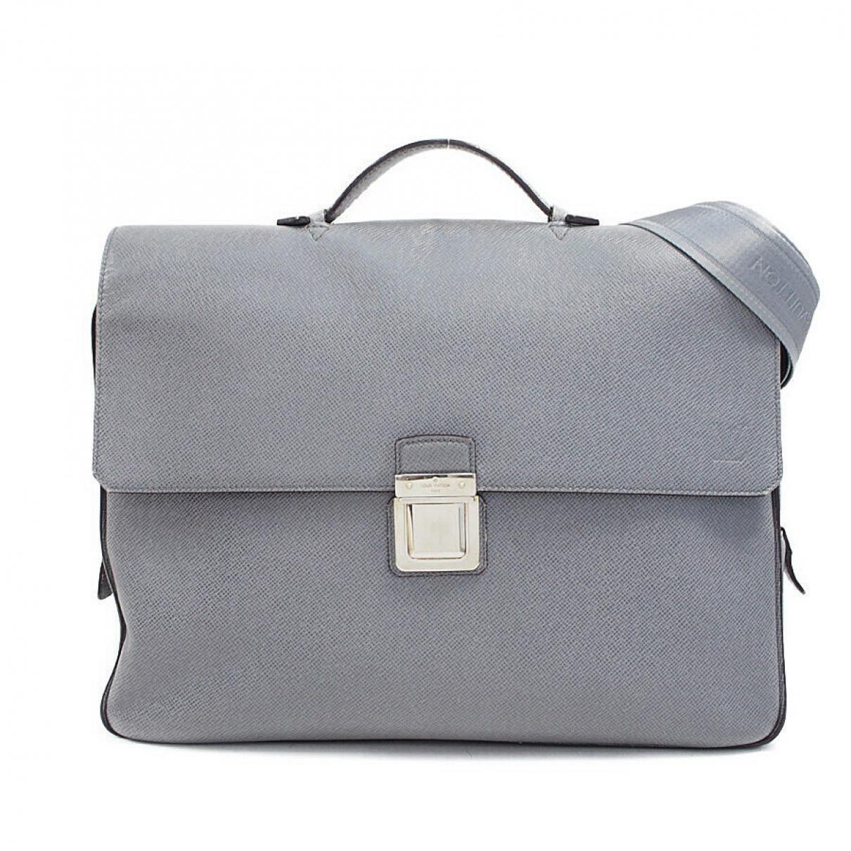 Louis Vuitton N Leather Travel bag for Women N