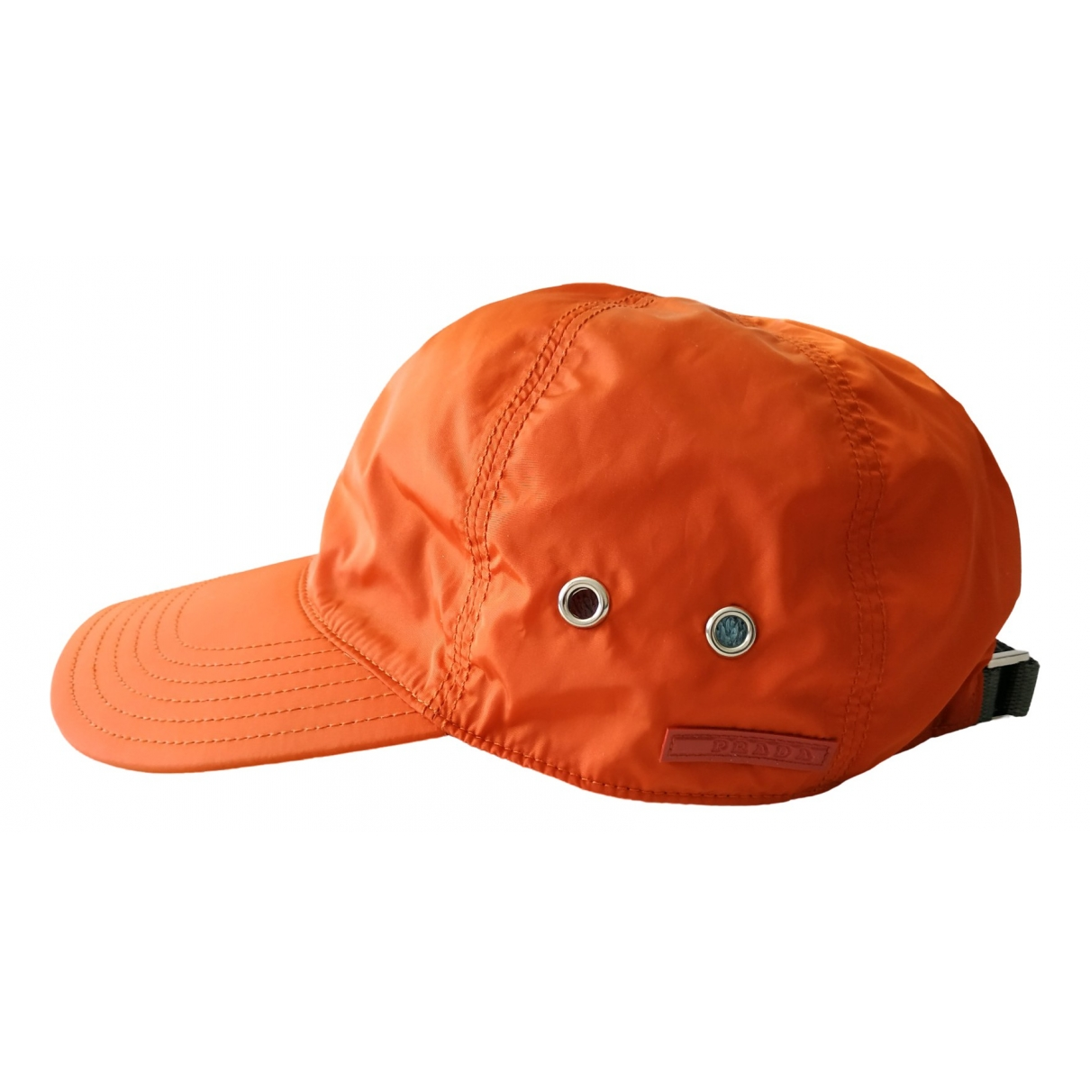 Prada \N Orange hat for Women L International