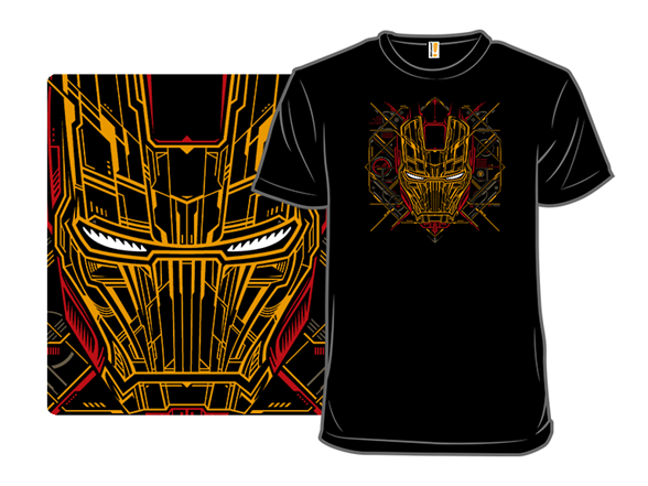 Iron Tech T Shirt