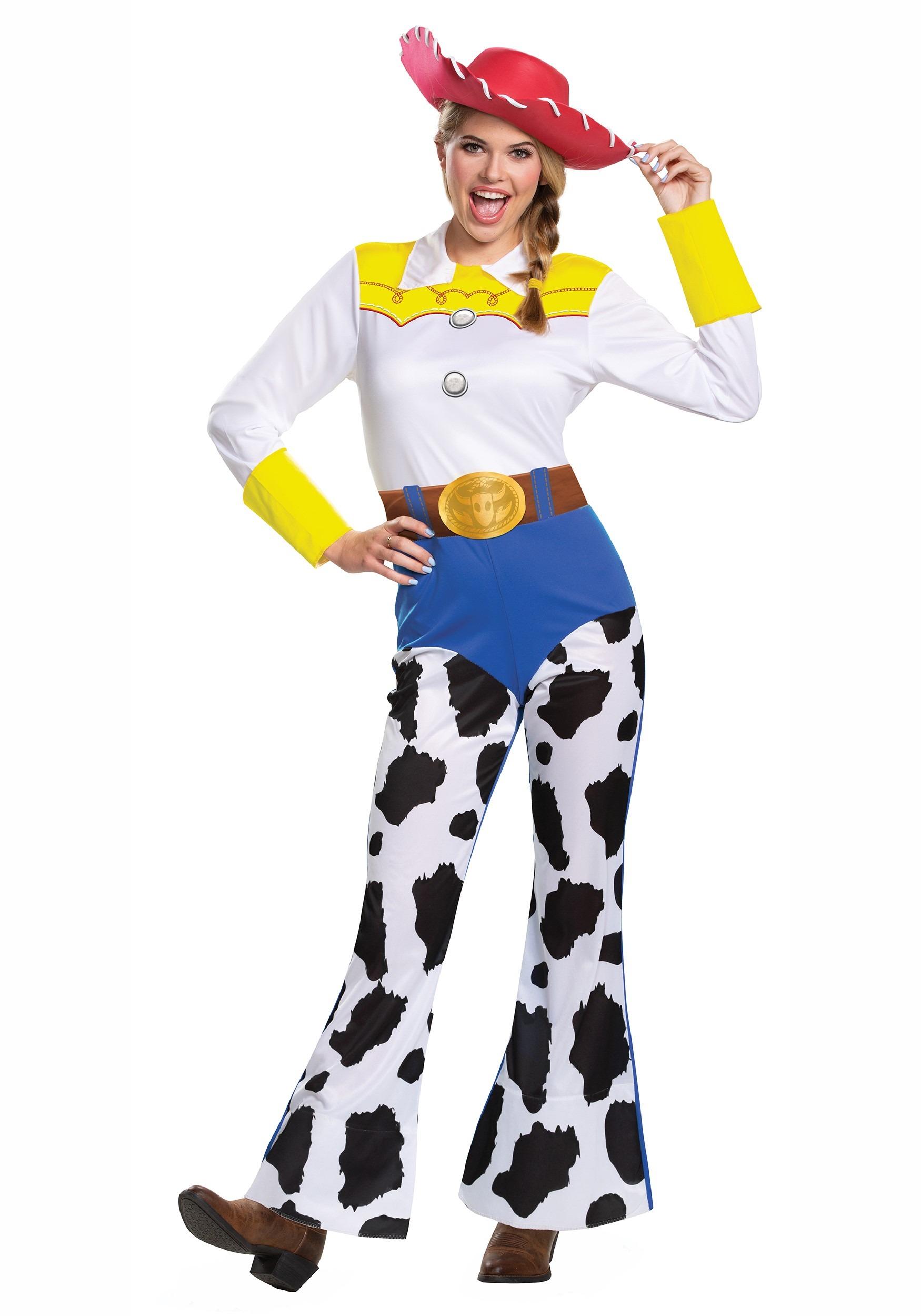 Women's Toy Story Jessie Classic Costume