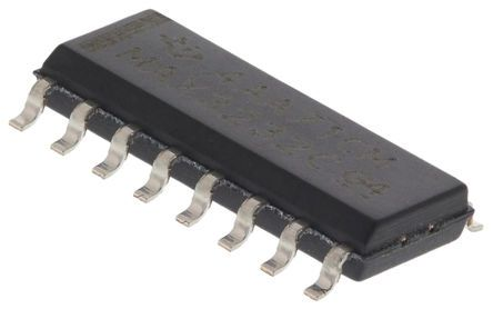 Texas Instruments ISO7821DW , 2-Channel Digital Isolator 100Mbit/s, 5700 Vrms, 16-Pin SOIC