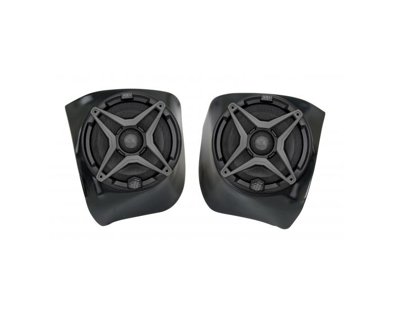 SSV Works RG3-FKP67 Front Speaker Pods with 150 watt 6 1/2