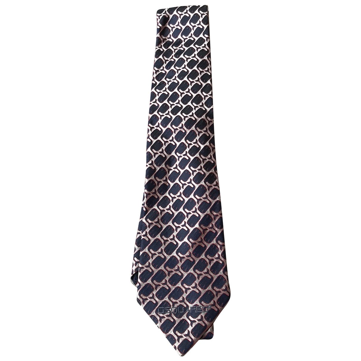 Dsquared2 \N Krawatten in  Bunt Seide