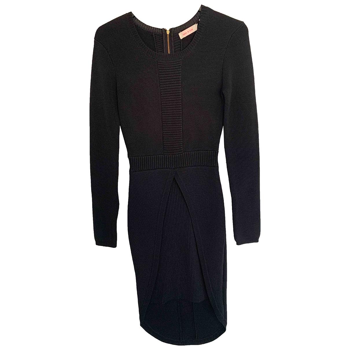Sass & Bide - Robe   pour femme - marine