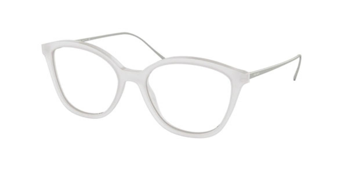 Prada PR11VV 3171O1 Women's Glasses Clear Size 51 - Free Lenses - HSA/FSA Insurance - Blue Light Block Available