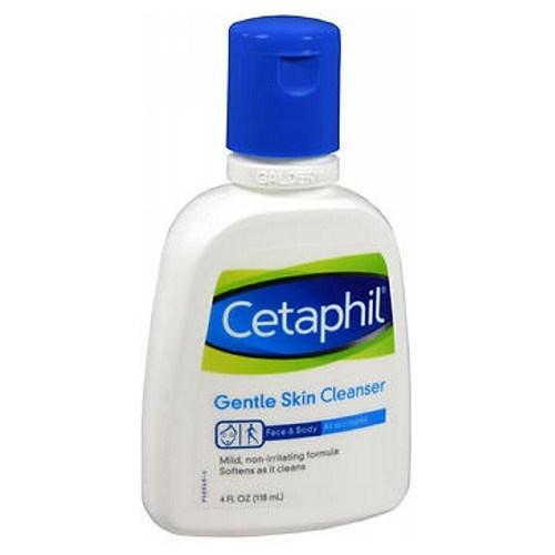 Cetaphil Gentle Skin Cleanser 4 oz by Cetaphil
