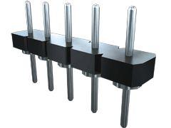 Samtec , BBL, 16 Way, 1 Row, Vertical Pin Header (14)