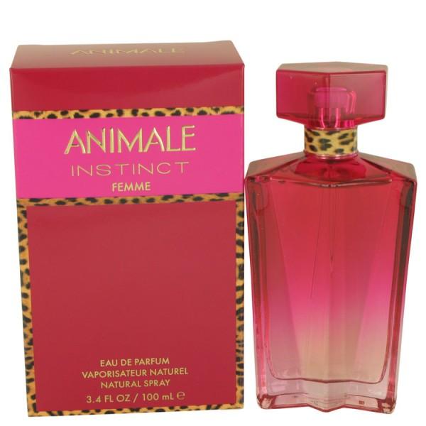 Animale - Animale Instinct : Eau de Parfum Spray 3.4 Oz / 100 ml