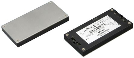 Cosel DBS 702W Isolated DC-DC Converter PCB Mount, Voltage in 200 → 400 V dc, Voltage out 36V dc
