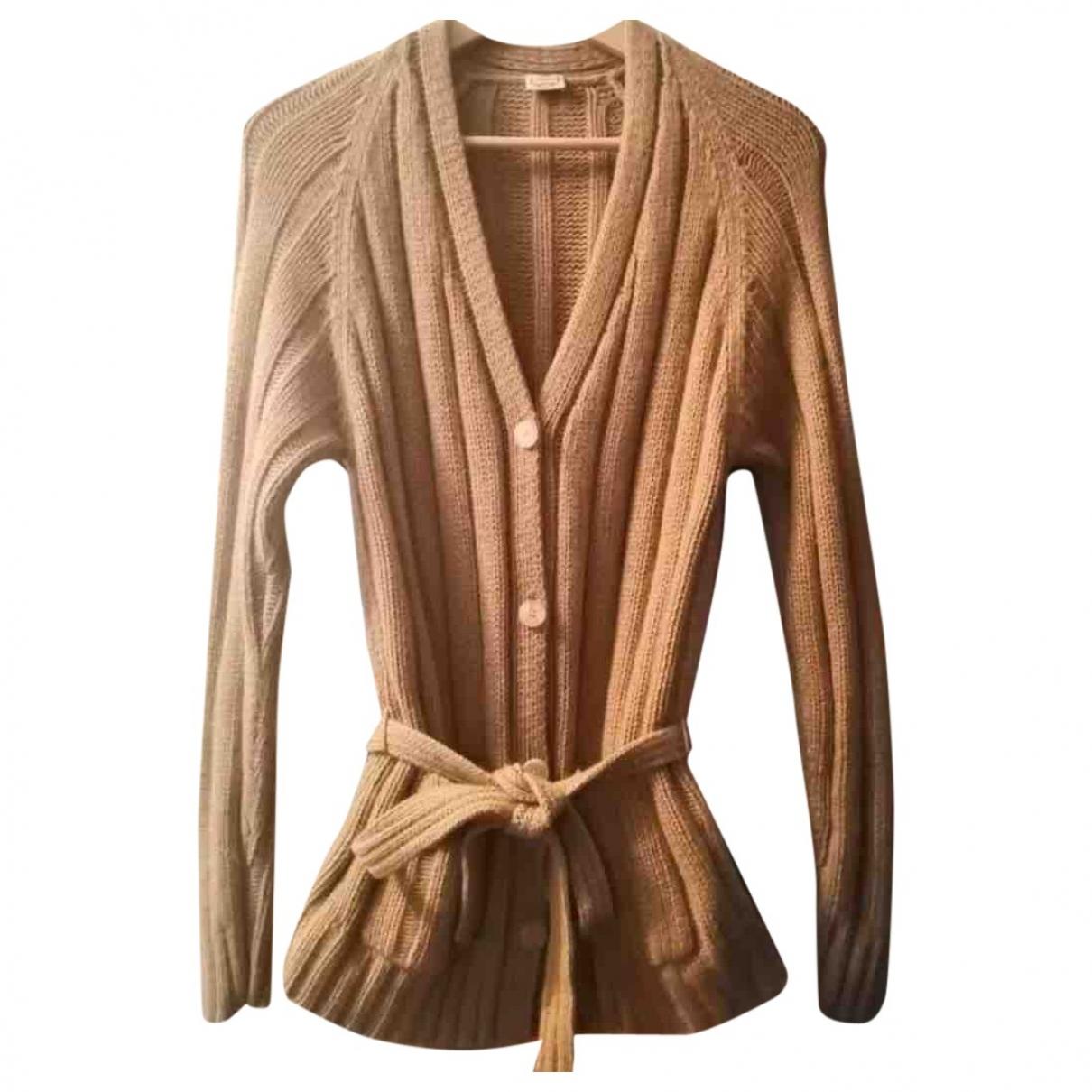 Agnona \N Camel Cashmere Knitwear for Women 36 FR