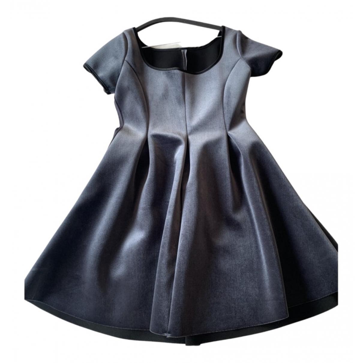 Mini vestido de Terciopelo Maje