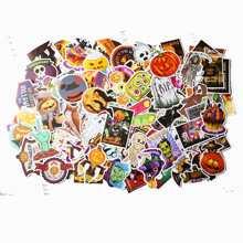 100pcs Halloween Sticker