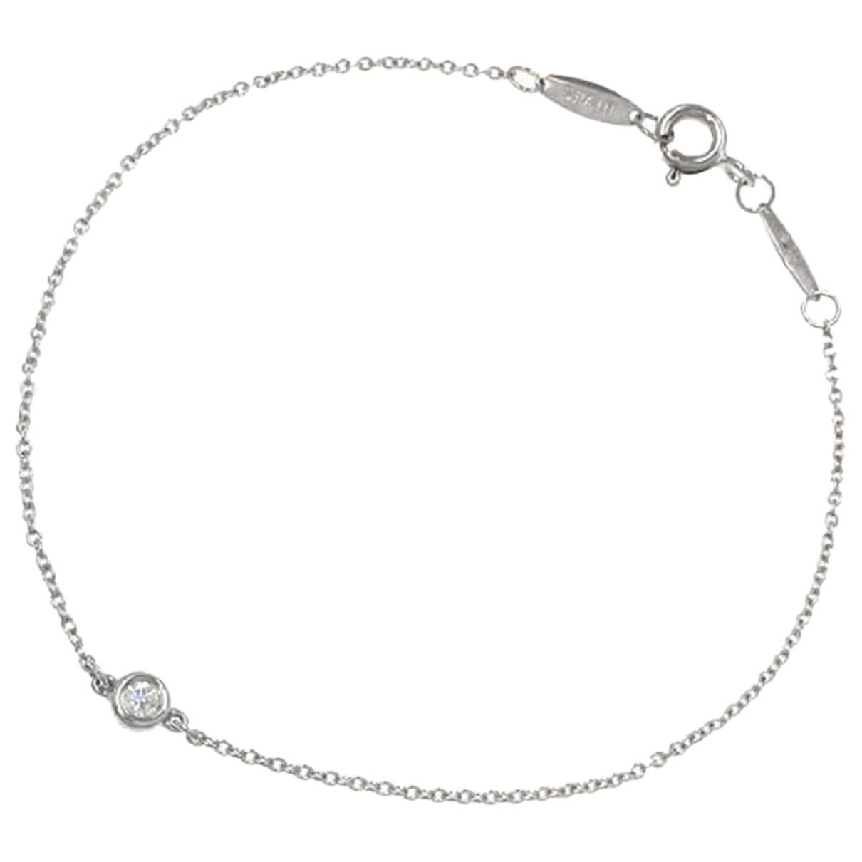 Tiffany & Co - Bracelet   pour femme en argent