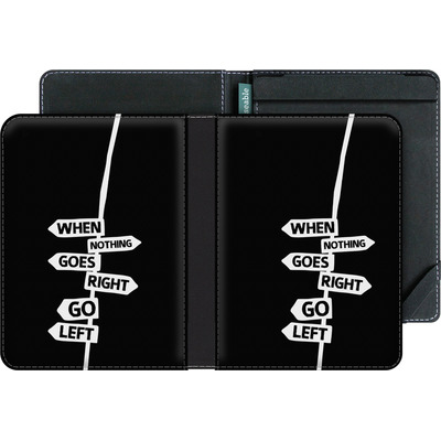 tolino vision eBook Reader Huelle - When Nothing Goes Right von We Make The Cake