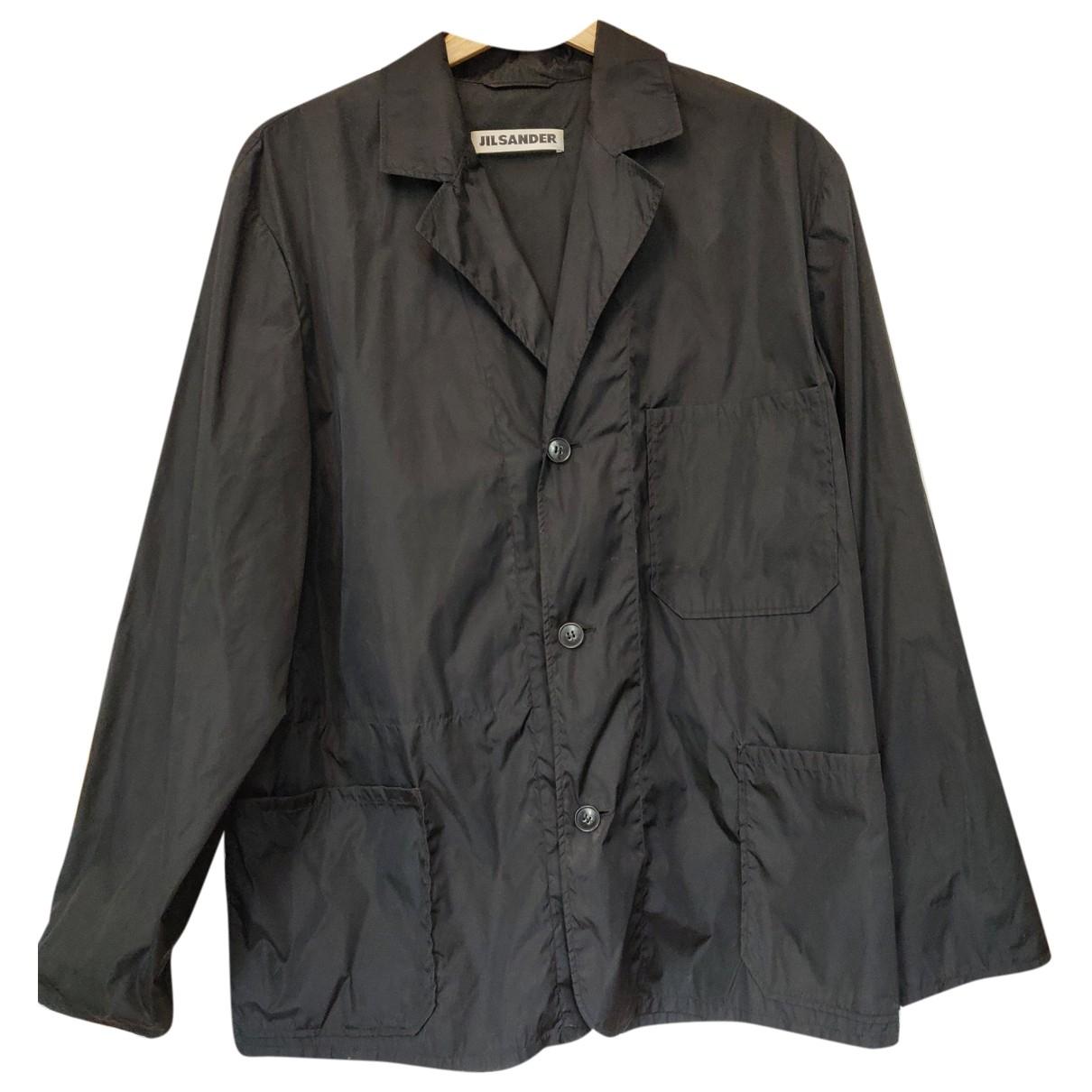 Jil Sander \N Black jacket for Women 40 FR