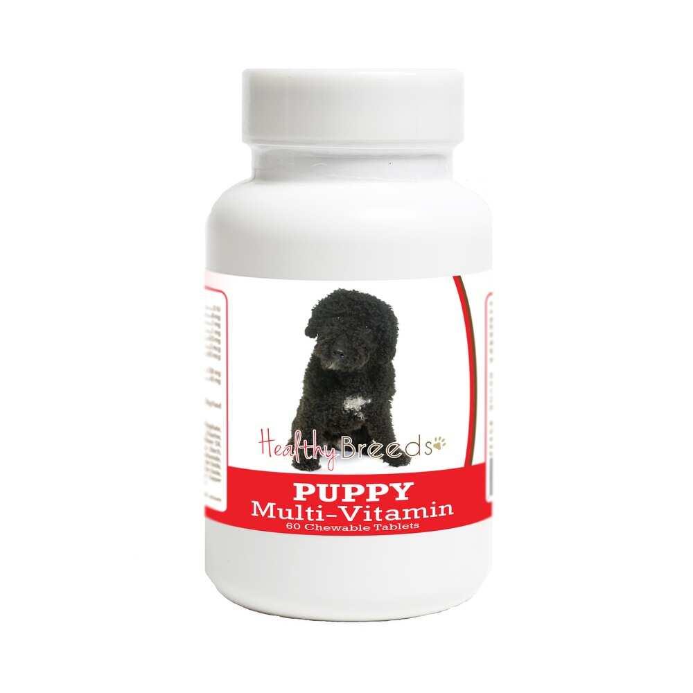 Healthy Breeds Spanish Water Dog Puppy Multivitamin Tabs
